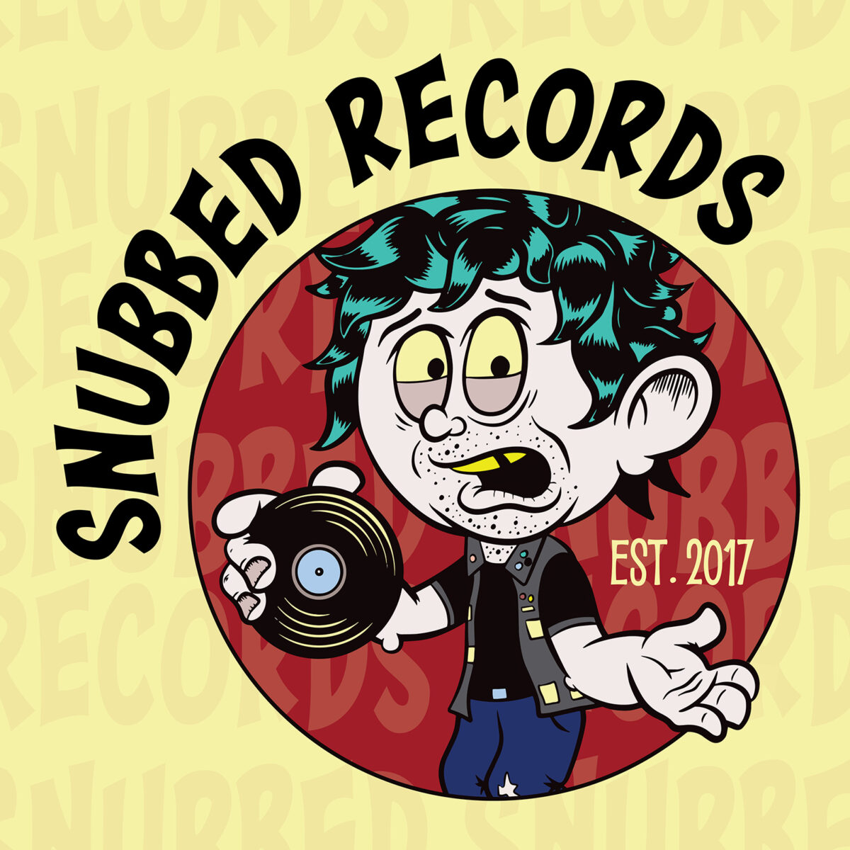 Snubbed Records – Logo