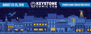 Keystone Comic Con @ Pennsylvania Convention Center
