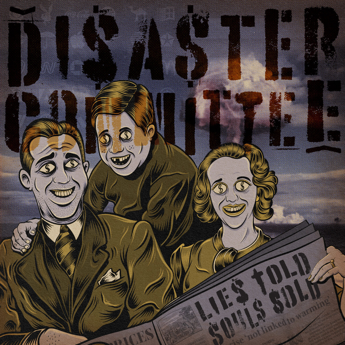 Lies Told, Souls Sold – Disaster Committee