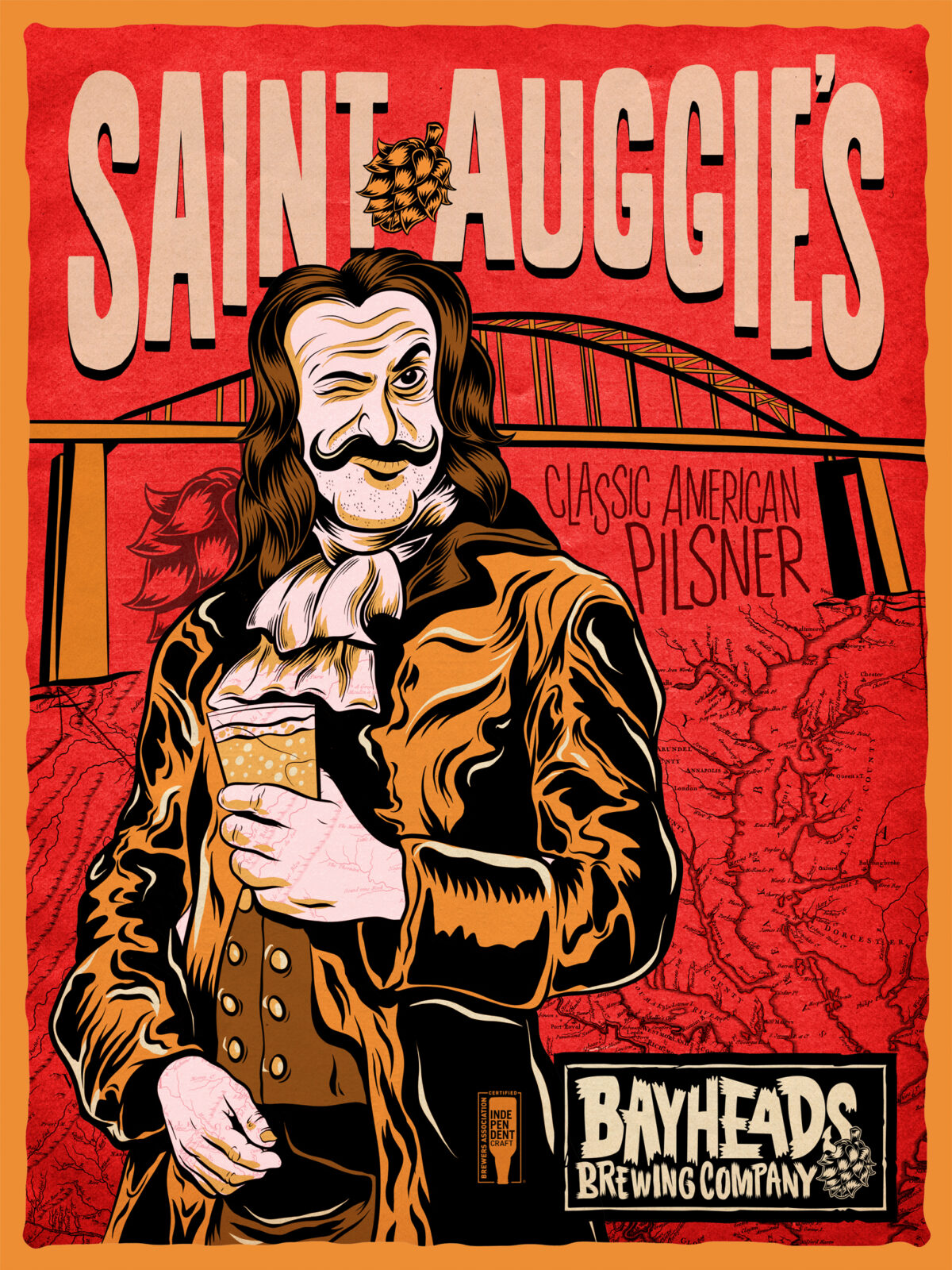 St. Auggie – Bayheads Brewing Company