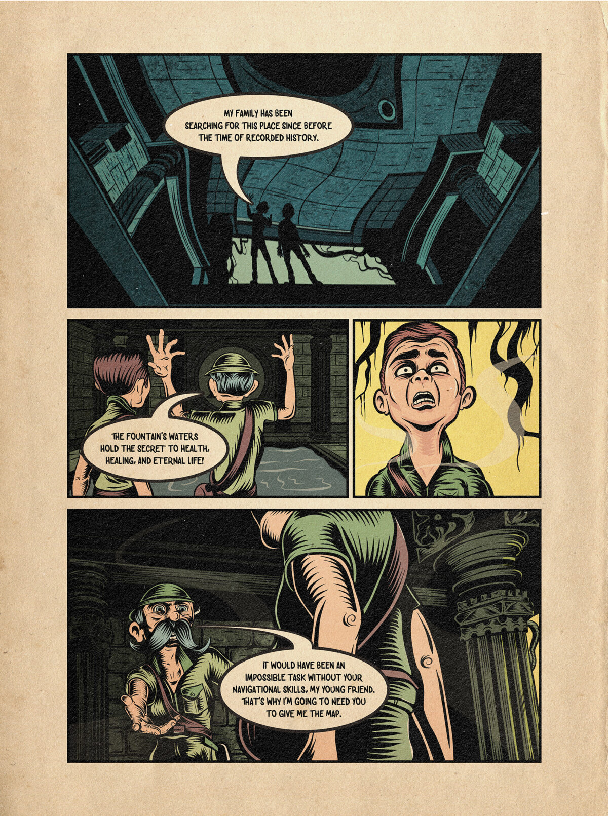 Page 2 – Fountain of Youth