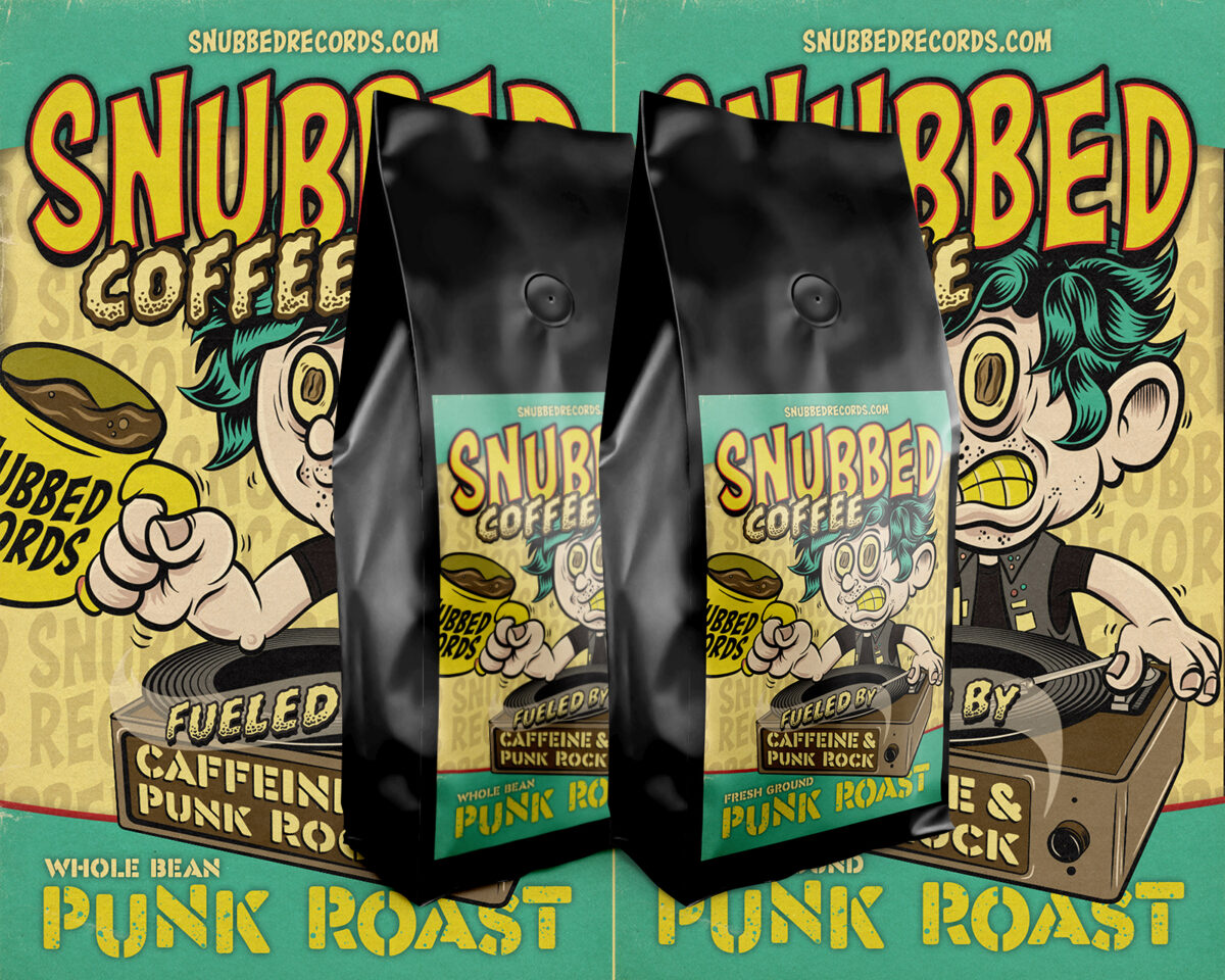 Punk Roast – Snubbed Coffee