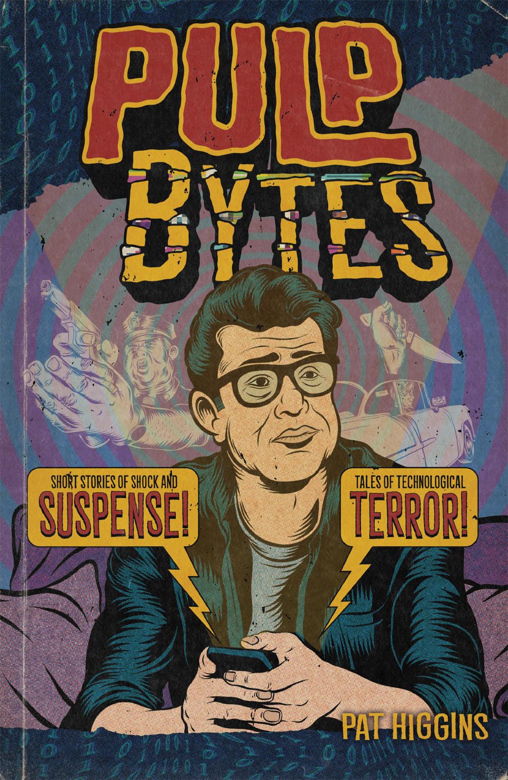 Pulp Bytes – Cover – Scout Comics